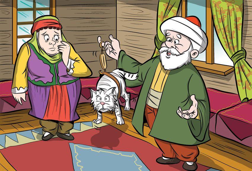 Nasreddin Hoca'yı Çocuklarımıza Doğru Kaynaklardan Tanıtalım