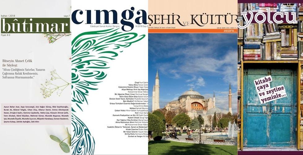 Mayıs 2018 Dergilerine Genel Bir Bakış