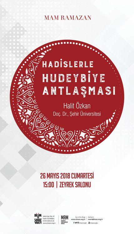 Hadislerle Hudeybiye Anlaşması