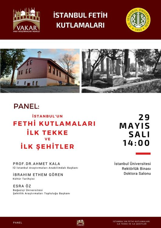 İstanbul'un Fethi: İlk Tekke ve İlk Şehitler