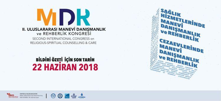 Uluslararası Manevi Danışmanlık ve Rehberlik Kongresi