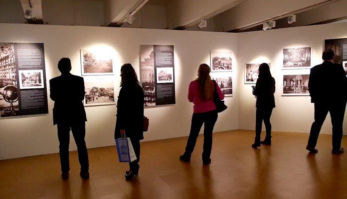 Yıldız Sarayı Fotoğraf Koleksiyonu Sergisi Fransa'da