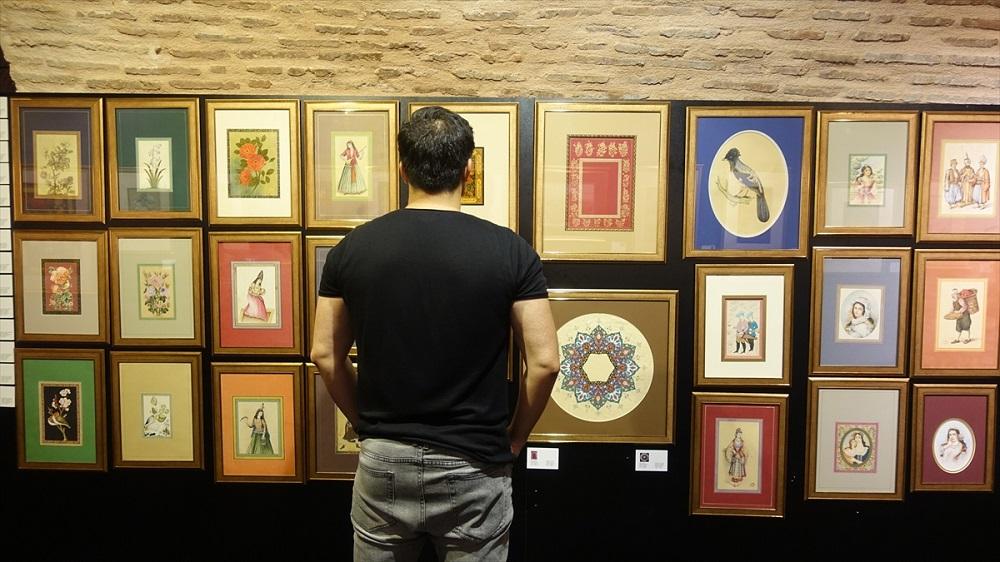 Türk ve İranlı Sanatçılardan Ortak Resim Sergisi