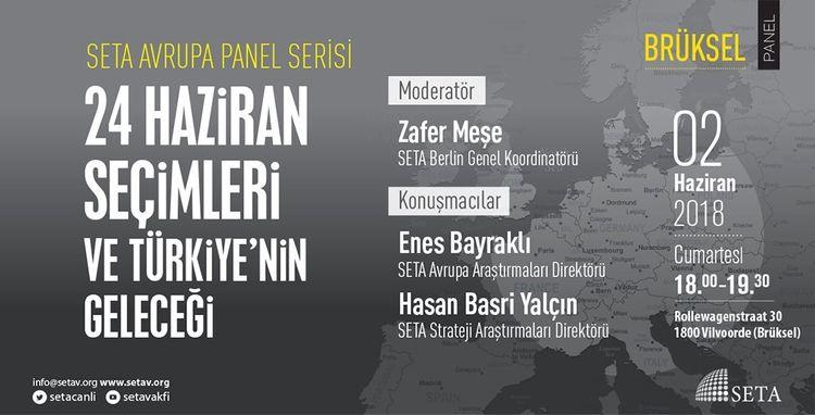 24 Haziran Seçimleri ve Türkiye'nin Geleceği
