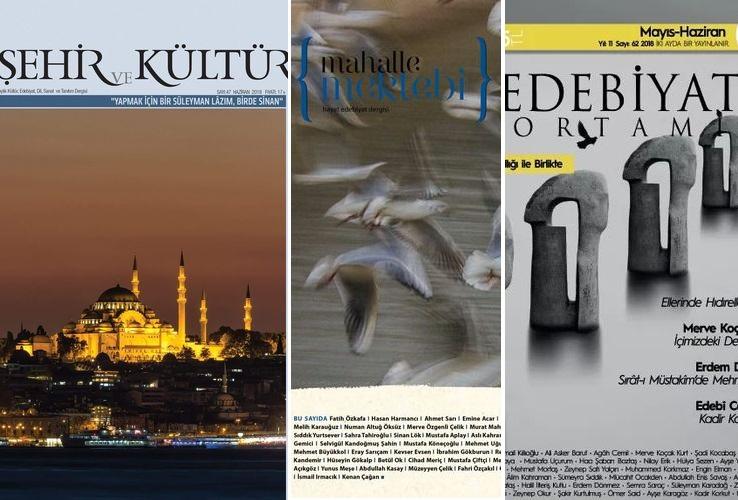 Haziran 2018 Dergilerine Genel Bir Bakış-1