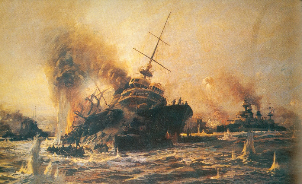 Birinci Dünya Savaşı'nın Ödülü Osmanlı Topraklarıydı