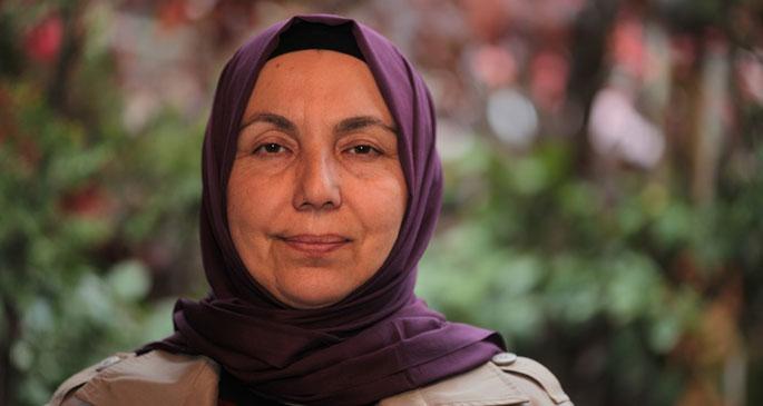 Yıldız Ramazanoğlu'nun Adem'le Karşılaşması