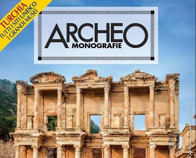 İtalyan ARCHEO Dergisinden Türkiye Özel Sayısı