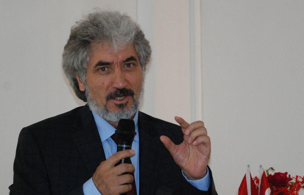 Konya'da Cengiz Aytmatov'un Eserlerine Üzerine Konuşuldu