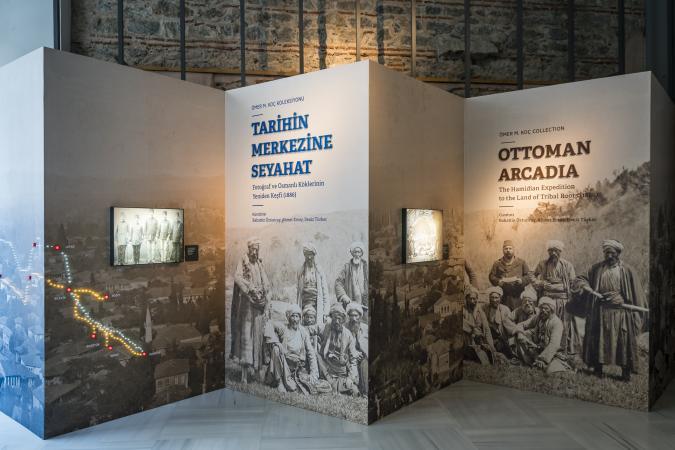 'Fotoğraf ve Osmanlı Köklerinin Yeniden Keşfi' Sergisi 30 Eylül'e Kadar Açık