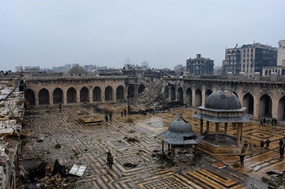 Geçmişten ve Bugünden Fotoğraflarla Savaşların Sessiz Kurbanı 14 Tarihi Eser