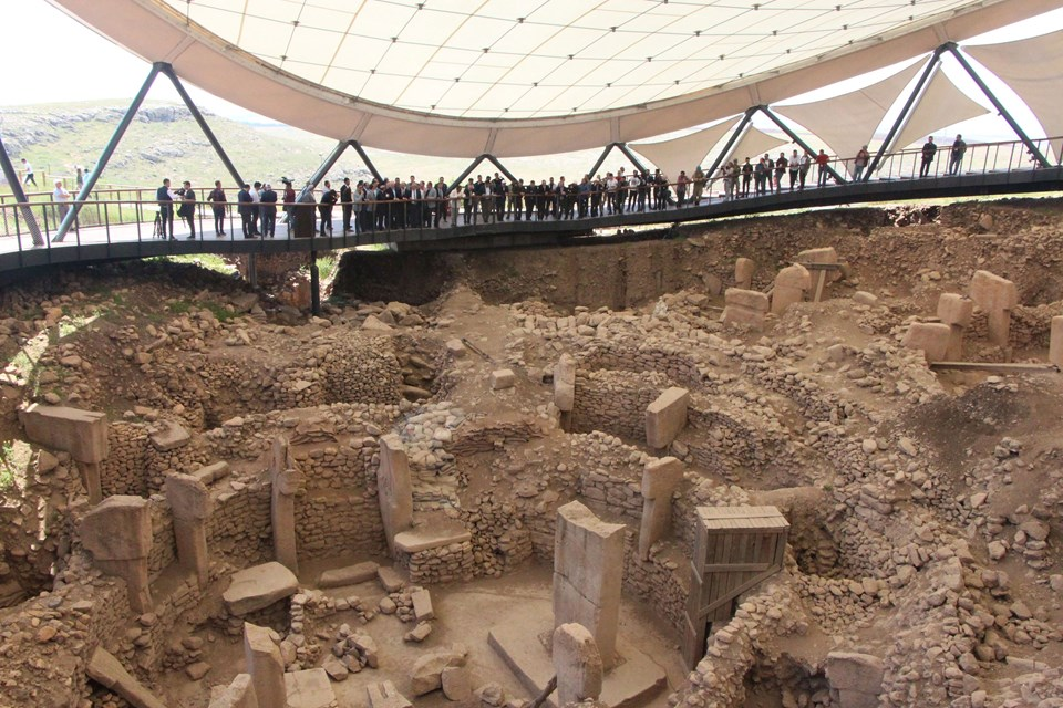 Göbeklitepe Artık UNESCO Dünya Mirası Kalıcı Listesi'nde