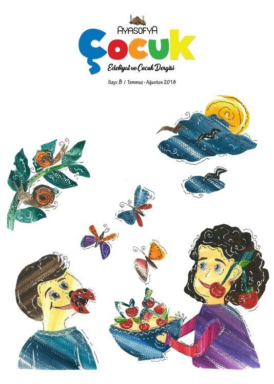 Ayasofya Çocuk Dergisinin 8. Sayısı Çıktı