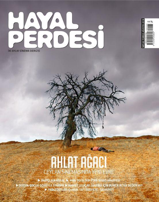 Hayal Perdesi Dergisinin 65. Sayısı Çıktı