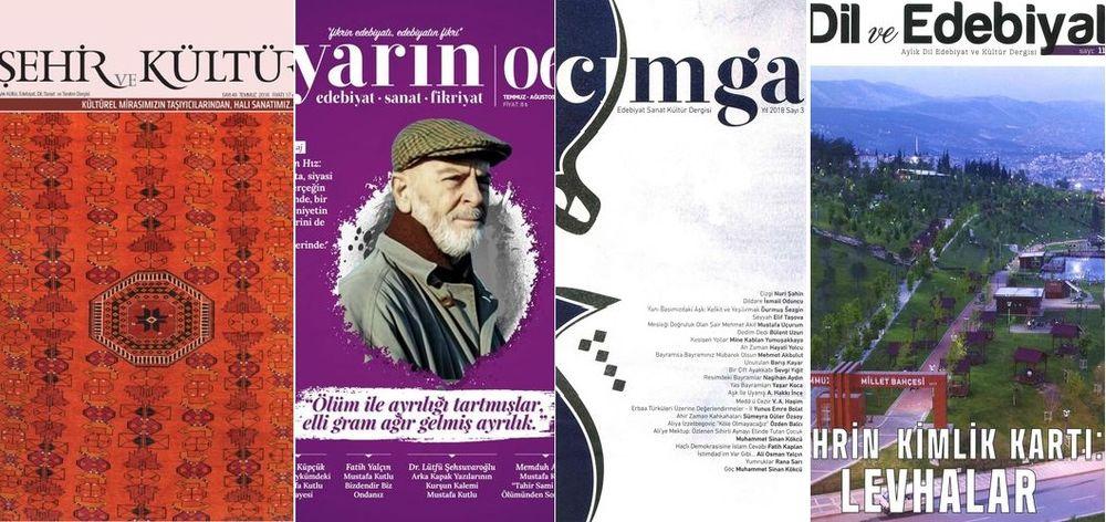 Temmuz 2018 Dergilerine Genel Bir Bakış