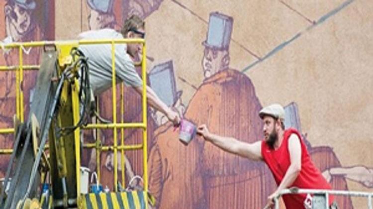 İzmir'de Duvar Resimleri Yarışması