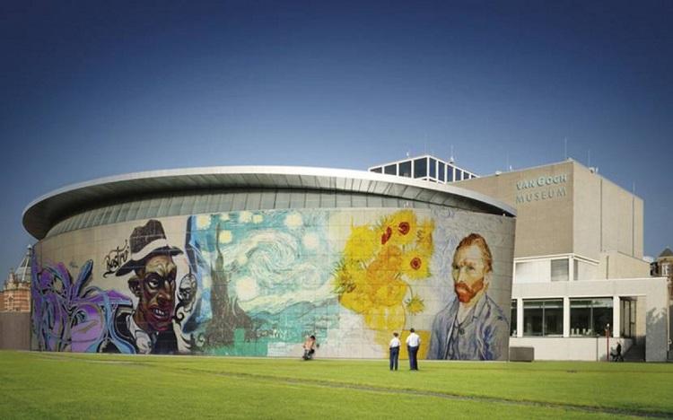 Van Gogh Müzesine Gidemeyenlere Müjde