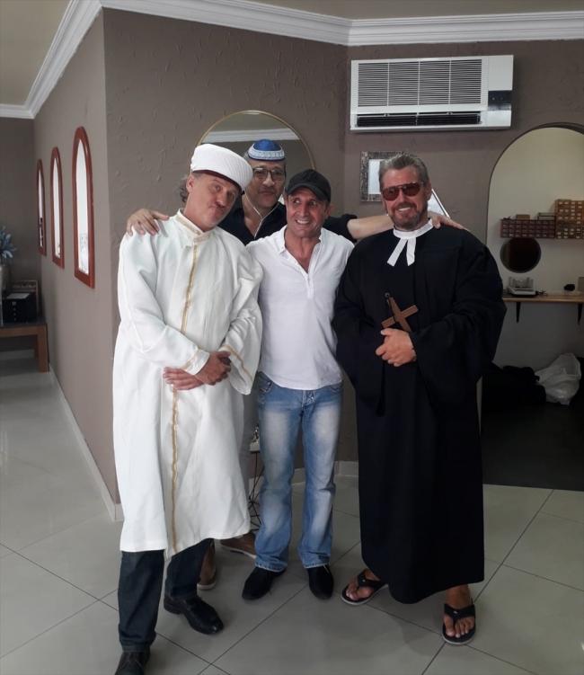 İslamofobi Filminin Çekimleri Tamamlandı