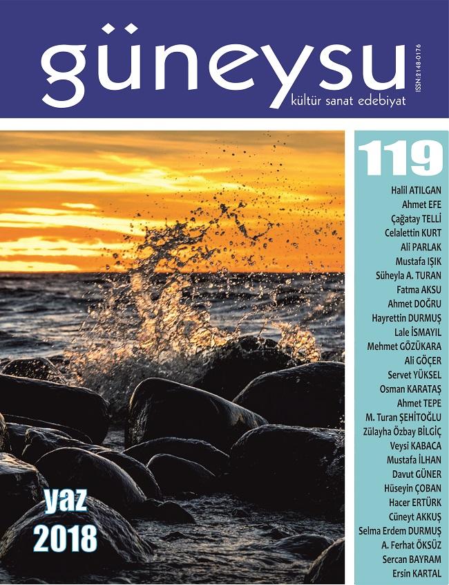 Güneysu Dergisinin 119. Sayısı Çıktı