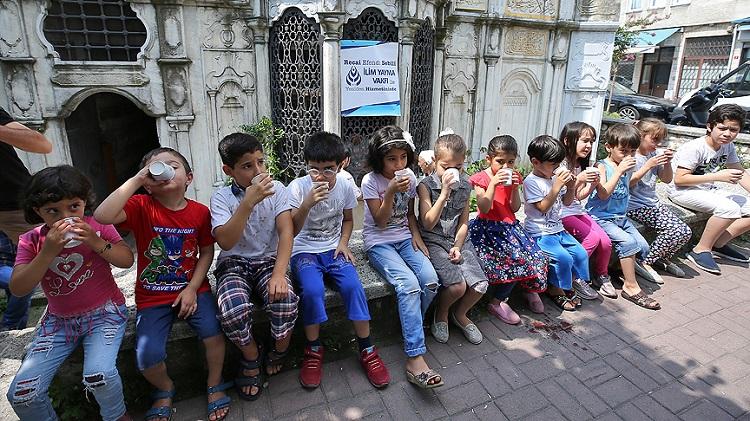 Osmanlı Sebil Geleneği Vefa'da Yaşatılacak