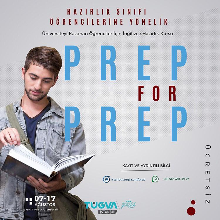 Öğrencilere İngilizce Hazırlık Kursu İmkanı
