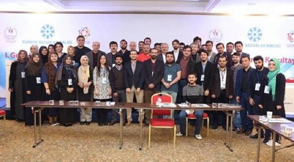 İkinci Genç Yazarlar Kurultayı Yalova'da yapılacak