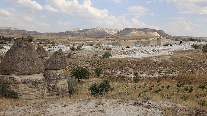 Dünyanın İlk Doğal Yer Altı Müzesine Kapadokya Ev Sahipliği Yapacak