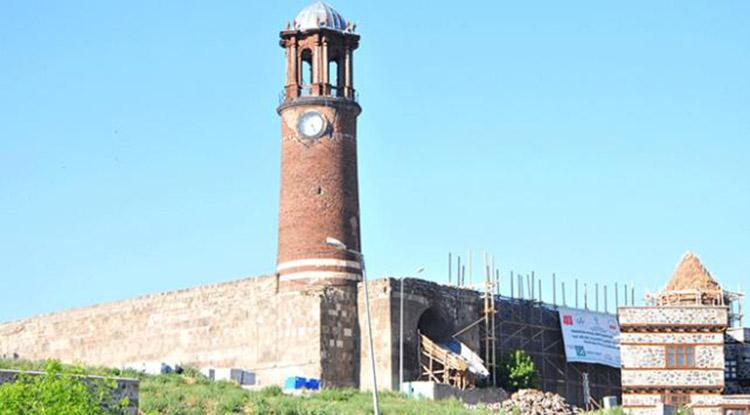 844 yıllık Tarihi ile 'Tepsi Minare' Yeni Nesillere Aktarılacak