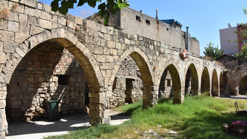 Tarihi Tuz Hanı'nda Restorasyon Çalışmaları İçin Geri Sayım Başladı