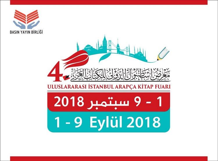 4. Uluslararası İstanbul Arapça Kitap Fuarı İçin Geri Sayım Başladı