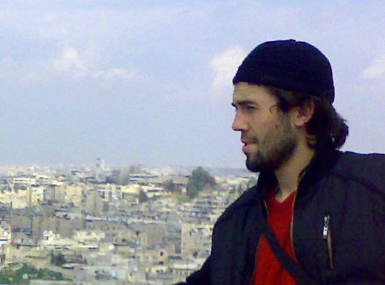 En genç Ortadoğu muhabiri!