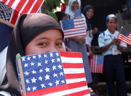 ABD'de müslümanlara 'rehber'!