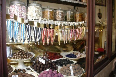 Çikolatayı nereden almalı?