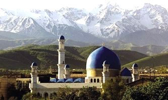 Orta Asya'nın en güzel şehri