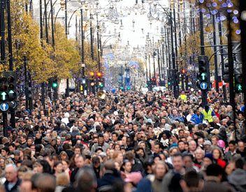 Londra ülke, vatan demekmiş!