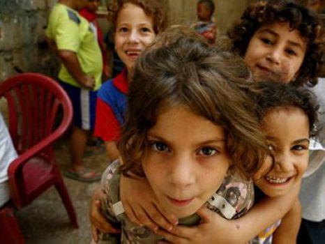 Gazze Çocukları Eğitim İstiyor