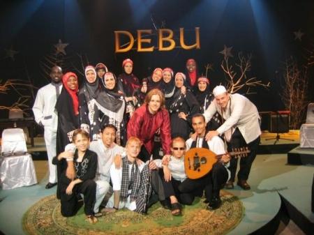 Debu İstanbul'da