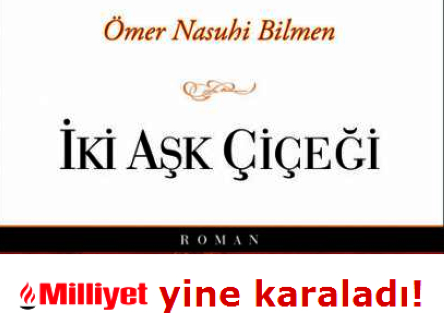 Vur Ömer Nasuhi'nin romanına!