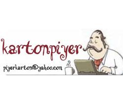 Esrarengiz Yazar Karton Piyer