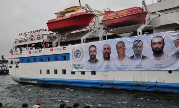 Mavi Marmara'da 10 güzel insan seçildi