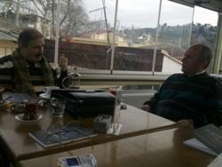 Adem Kandemir ile buluştuk!