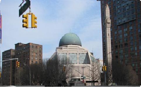 New York'ta Ramazan sabahı!