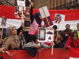 Yemen İstanbul Londra; yürekler aynı!