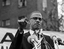 Tarık Tufan  Malcolm X'i anlattı