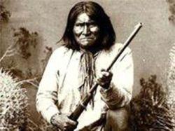 Geronimo'nun şiiri yazıldı!