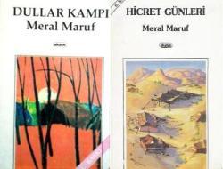 Afganistan'ın işgalini anlatmıştı Meral Maruf