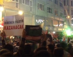 Taksim'de hepimiz tek yürektik!