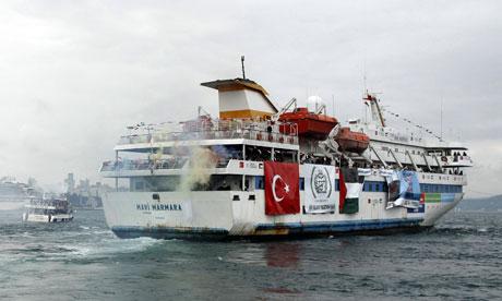 Ömer Karaoğlu neden Mavi Marmara'daydı