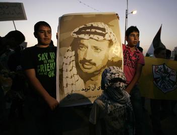 Filistin, Yaserlerin münbit toprağı!