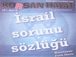 """""""Filistin"""" sorunu"""" değil, """"İsrail sorunu""""!"""